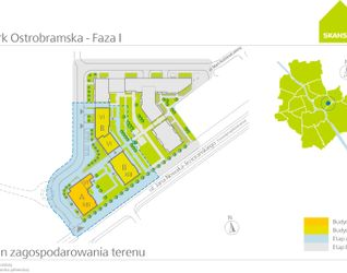 "[Warszawa] Osiedle ""Park Ostrobramska"" 46268"