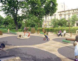 [Kraków] Place zabaw, Planty 274365