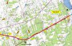 Południowy wylot z Warszawy drogi ekspresowej S7