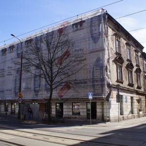 [Kraków] Remont Kamienicy, ul. Kościuszi 48 448189