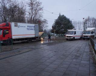 """[Kraków] Remont pętli tramwajowej """"Wzgórza Krzesławickie"""" 498877"""