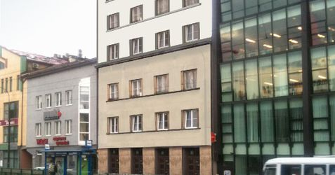 [Kraków] Nadbudowa kamienicy przy ul.Mogilskiej 67 51901