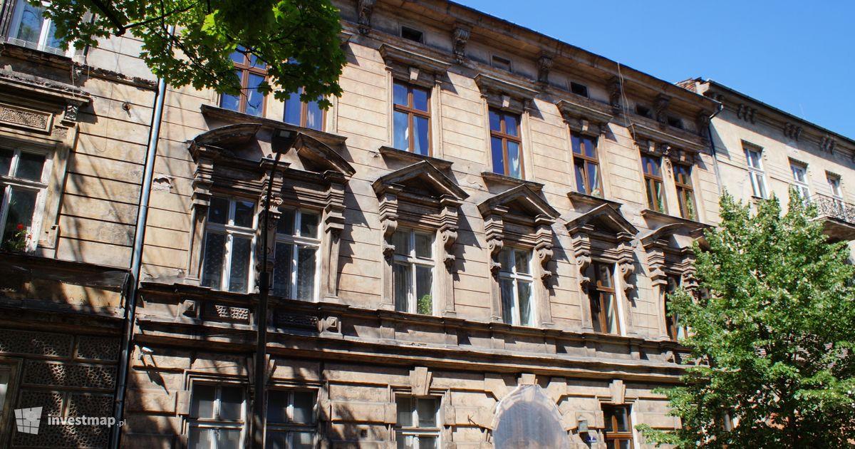 Krakow Remont Kamienicy Ul Siemiradzkiego 7 Investmap Pl