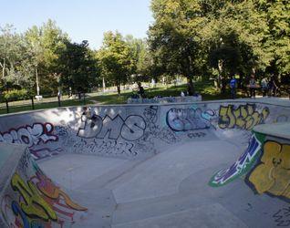 [Kraków] Skatepark, Park Lotników  442302