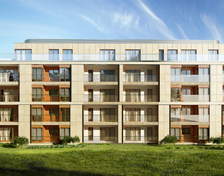 "[Warszawa] Apartamentowiec ""Piano House"" 95422"