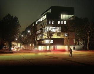 "[Katowice] Budynek apartamentowy ""Multivilla"" 31679"