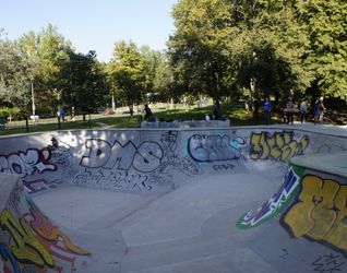 [Kraków] Skatepark, Park Lotników  442303