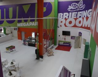 [Kraków] GOjump MegaPark, ul. Sikorki 23 465087
