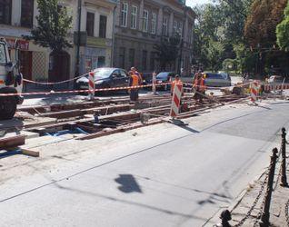 [Kraków] Węzeł Tramwajowy Poczta Główna 491199