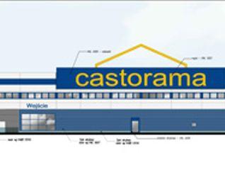 "[Lublin] Hipermarket ""Castorama"", ul. Mełgiewska 36032"