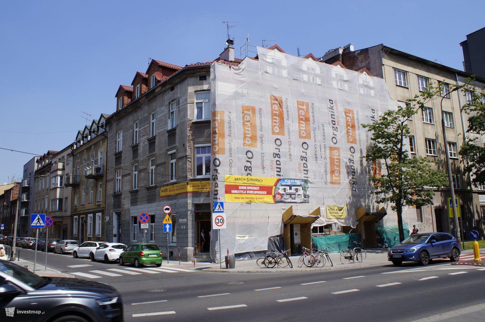 Remont Kamienicy, ul. Czarnowiejska 51