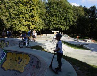 [Kraków] Skatepark, Park Lotników  442304