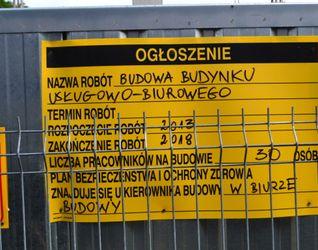 Budynek usługowo-biurowy, ul. Kępińska 340417