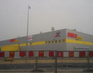 [Wrocław] Supermarket Bricomarché, ul. Maślicka 374209