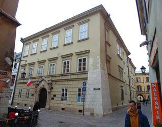 [Kraków] Remont Kamienicy, ul. Kanonicza 1 332994