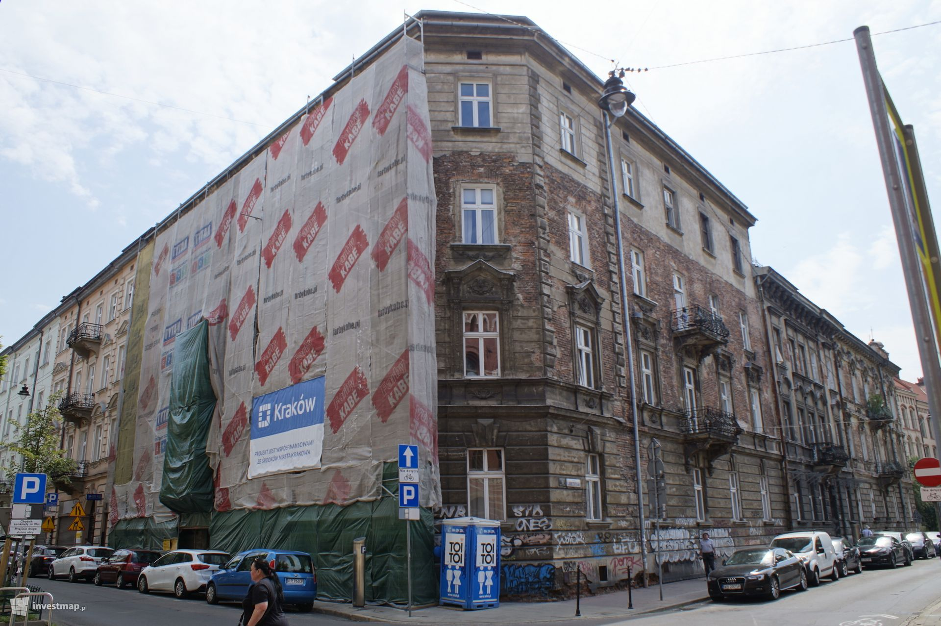 Remont Kamienicy, ul. Studencka 8