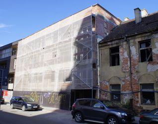 [Kraków] Budynek Mieszkalny, ul. Kącik 12 448450