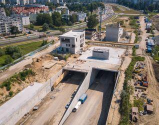 Południowa Obwodnica Warszawy w ciągu drogi ekspresowej S2 (odcinek A na Ursynowie i Wilanowie) 483266