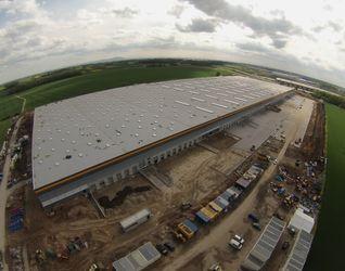 """[Bielany Wrocławskie] Centrum logistyczne """"Goodman Wrocław South"""" (Amazon) 108739"""