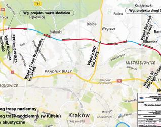 Wschodnia Obwodnica Krakowa 214723