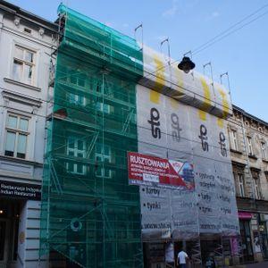 [Kraków] Remont Kamienicy, ul. Starowiślna 38 487107