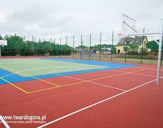 Boisko sportowe przy Szkole Podstawowej nr 1 w Twardogórze 466116