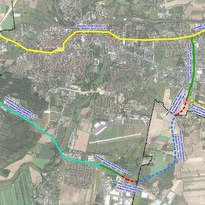Fragment obwodnicy Legnicy w ciągu drogi krajowej nr 94 486340