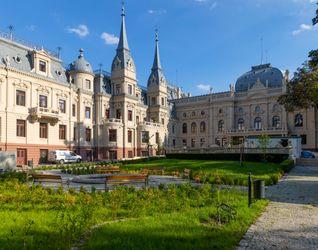 Pałac Izreala Poznańskiego (remont) 489924