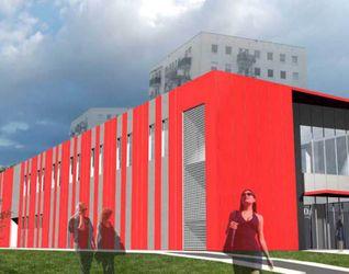[Wrocław] Osiedlowe Centrum Handlowo-Usługowe, ul. Poleska 29125