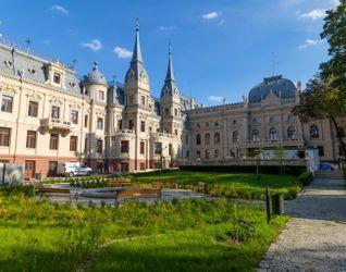 Pałac Izreala Poznańskiego (remont) 489925