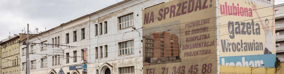 [Wrocław] Budynek Radiotechniki Sienkiewicza 6 410822