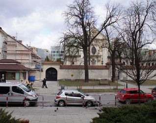 Krakow Remont Klasztoru Ul Kopernika 44 Investmap Pl