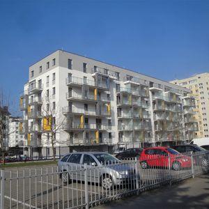 """[Warszawa] Budynek wielorodzinny """"Epique"""" 423622"""