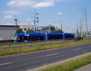 [Kraków] Linia tramwajowa na Ruczaj 484038