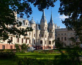 Pałac Izreala Poznańskiego (remont) 489926