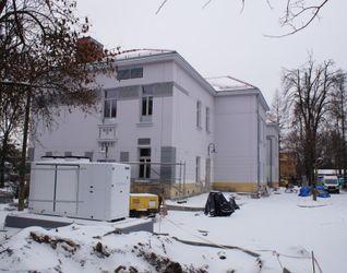 [Kraków] Wojskowy Szpital Kliniczny, ul. Wrocławska 1 506054