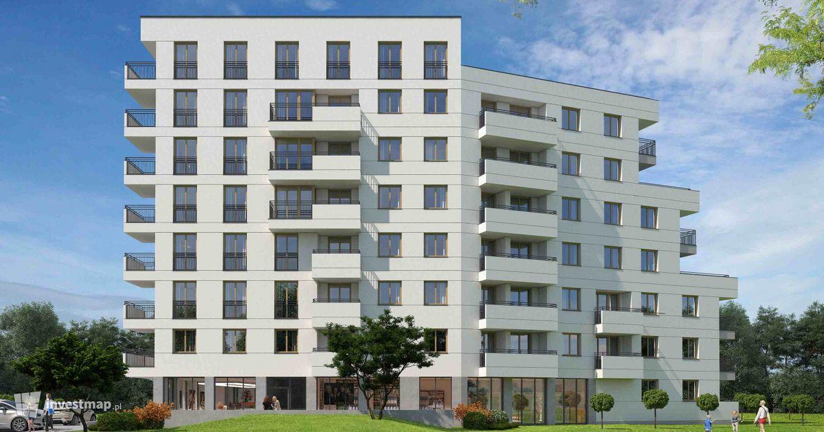 Krakow Budynek Mieszkalny Ul Obozowa Investmap Pl