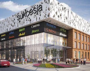 """[Łódź] Centrum Biznesu, Handlu i Rozrywki """"Sukcesja"""" 35783"""