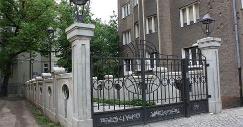 [Wrocław] Wybrzeże Pasteura 10 (Klinika Psychiatrii AM) 40135