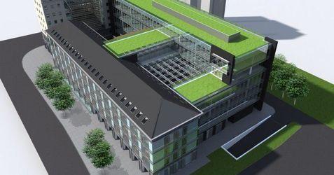 """[Warszawa] Biurowiec """"Fideus Office"""" 43778"""