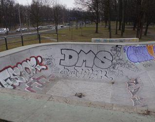 [Kraków] Skatepark, Park Lotników  465410