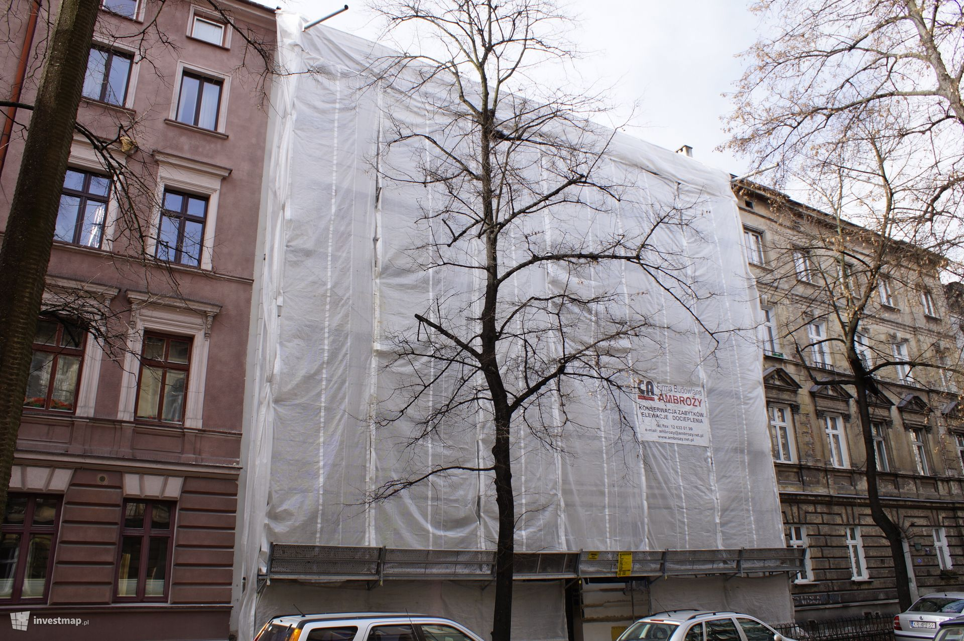 Remont Kamienicy, ul. Bogusławskiego 5