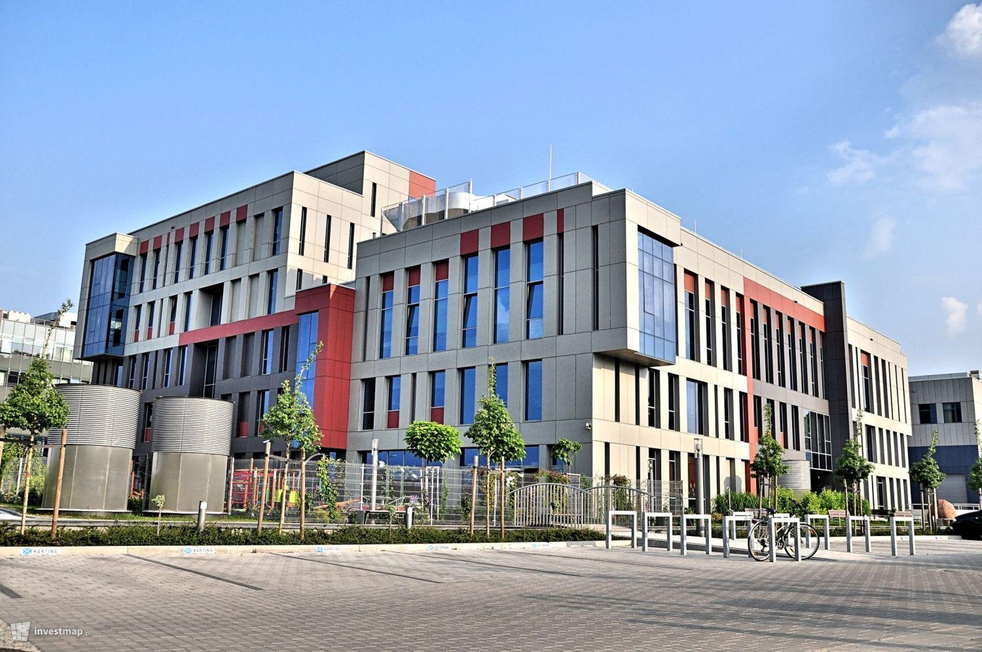 Wrocławski Park Technologiczny (Budynek Beta)
