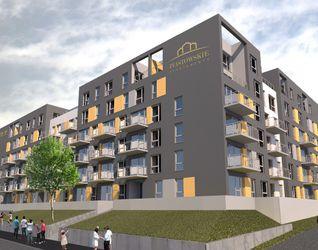 """[Zielona Góra] Budynek wielorodzinny """"Piastowskie Apartamenty"""" 262420"""