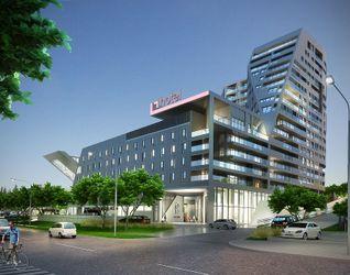 """[Olsztyn] Kompleks mieszkalno-biurowo-hotelowy """"Centaurus"""" 298260"""