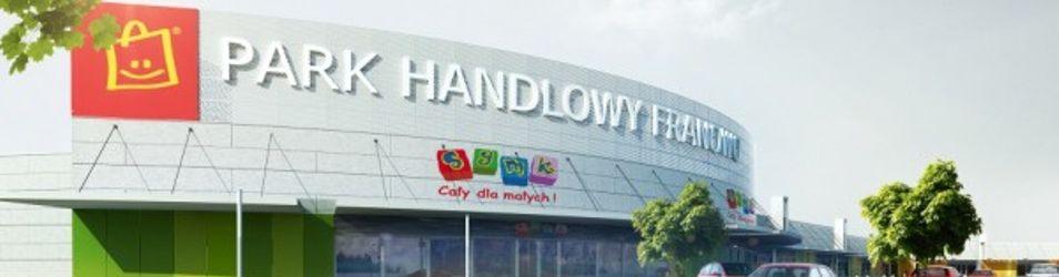 """[Poznań] Budynek biurowo-handlowy """"Centrum Franowo"""" 61460"""