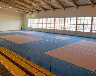 [Rzeszów] Hala Sportowa przy V Liceum Ogólnokształcącym w Rzeszowie 226504