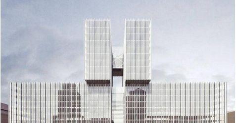 [Warszawa] Narodowy Bank Polski (nowa siedziba) 320456