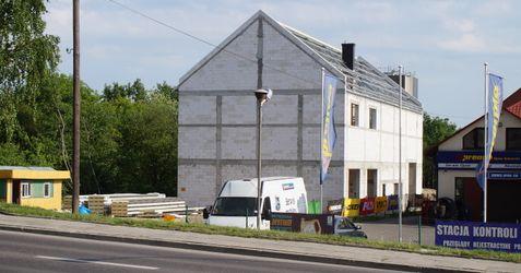 [Rzeszów] Budynek Magazynowo-usługowy, al. Niepodległości 380360