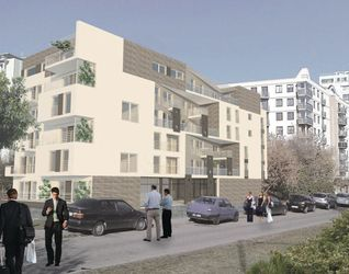 [Warszawa] Budynek mieszkalny TBS, ul. Pory 114633
